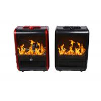 Buy cheap Indoor Electric Stove Room Heaters , TNP-2008I-E3 Portable Electric Fireplace from wholesalers