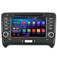Buy cheap AUDI TT 2006 - 2012 Portable DVD Player With USB Digital TFT Touchscreen from wholesalers