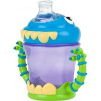 Buy cheap children plastic 3D lenticular bottle with straw product