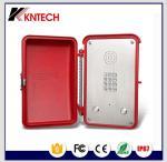 Buy cheap alert  Waterproof tunnel telephone, dust proof telephone loud speaking phone for Offshore Oil Platform KNSP-15 from wholesalers