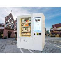 Buy cheap 22 Touch Screen Self-Service Mini Mart Vending Machine Cold Drinks Food Fruit Use from wholesalers