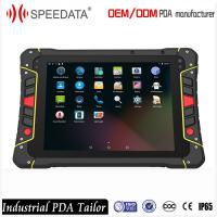 Buy cheap 8 Inch Data Collection Terminal Android Handheld Rfid Reader Nfc Rugged Tablet Indusctrial Class from wholesalers