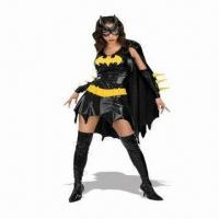 Buy cheap Batman Costume, Suitable for Women from wholesalers