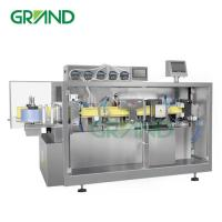 Buy cheap ProHygiene Mono Dose Plastic Ampoule Filling And Sealing Machine Fast Speed product