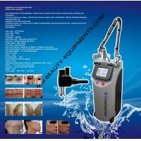 Buy cheap Pixel co2 laser skin resurfacing With RF Metal Tube 10600nm Skin Peeling Laser System from wholesalers