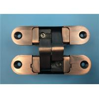 Buy cheap Left Open Zinc Alloy Adjustable 3D Concealed Hinges For Interior Wooden Door from wholesalers