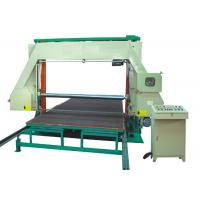 Buy cheap Basotect / Flexible PU Auto Blade Cutter With Air Suction Worktable from wholesalers