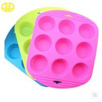 Buy cheap Household Silicone Cooking Tool / Cupcake Liner For Doing Nice Cakes from wholesalers