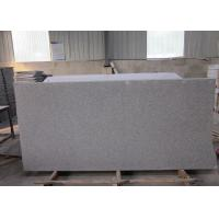 Buy cheap Polished Grey G603 Granite Stone Slabs For Building Construction Acid Resistant product