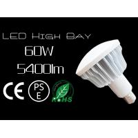 Buy cheap Super Bright 75W Low Bay Led Lights Isolated Driver CRI85 PF0.9 AC85-265V from wholesalers