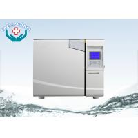 China Digital Control 22L Autoclave Steam Sterilizer For Dental Instruments Sterilization on sale