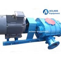 Buy cheap Direct Driving Rotary Lobe Blower Impeller Motor Connect By Coupler Increase Oxygen Roots Blower from wholesalers