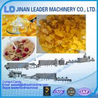 Buy cheap Screw Extruder Maize Corn Flakes Grain Processing Equipment Low Consumption from wholesalers