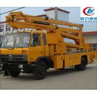 Buy cheap 4X2 Dongfeng 18-20m high-altitude working platform truck from wholesalers