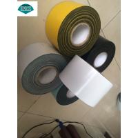 Buy cheap Buried Steel Pipeline Rust Protection Coating Tape for Steel Pipes Coating Materials from wholesalers