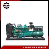 Buy cheap 75KW / 93.75KVA Water Cool Diesel Engine Generator With Mechanical Speed Govering from wholesalers