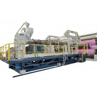 Buy cheap Durable HDPE Geomembrane PE Sheet Extrusion Line / Machine For 8000mm Width from wholesalers