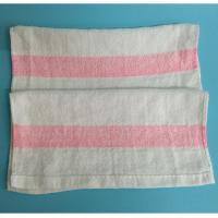 Buy cheap factory wholesale 100% cotton terry hot towels for airline from wholesalers