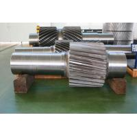 Buy cheap High speed shaft  Forged Steel Shaft /Work up Roll/ Back up Roll made in China from wholesalers