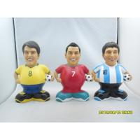 Buy cheap Cute Sports Impressions Figurines / figurine with super star shape from wholesalers