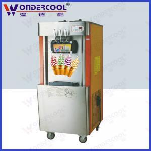 soft serve vending machine