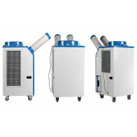 Buy cheap Portable Single Phase 220V Spot Cooling Air Conditioner Movable 1.5 Ton from wholesalers