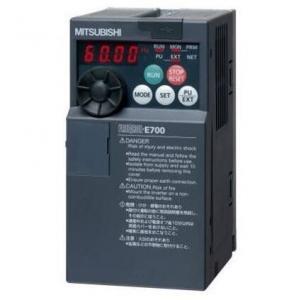 Buy cheap Mitsubishi Inverter FR-E720S-0.4K-CHT VFD input 1 ph 220V output 3 ph 200~240V 3A 0.4KW product