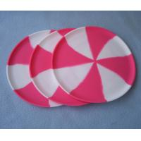 Buy cheap Soft / flexible silicone frisbee , harmless pet toys and children Custom Silicone Products from wholesalers
