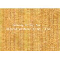 Buy cheap Removable Interior Decoration Film , UV Surface Wood Grain Laminate Film from wholesalers
