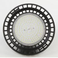 Buy cheap 150W UFO LED High Bay Light Black Housing Material Aluminium AC 85 - 265V For Square from wholesalers