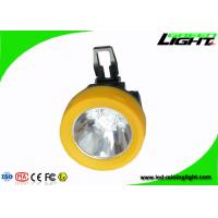 Buy cheap yellow and black anti-explosive/flame-resistant/IP68 water-proof cordless mining lights from wholesalers