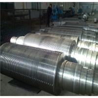 Buy cheap Industrial Corrugated Roller Core for Rolling Aluminum Diameter 450 - 800mm High from wholesalers