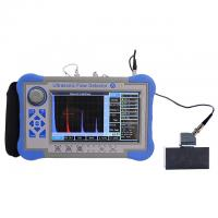 Buy cheap Sd Card Portable Ultrasonic Flaw Detector Touch Screen Auto Calibration Function product