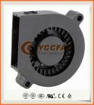 Buy cheap IP56 waterproof 60mm 6015 5v 12V 24V 48v DC brushless mini hot air ventilation centrifugal blower fan 60x60x15 from wholesalers