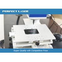 Buy cheap Air Cooling CNC Laser Marking Equipment With High Etching Depth , 1 Year Warranty from wholesalers