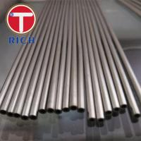 Buy cheap Ferritic / Austenitic Stainless Steel Seamless Tube Astm A213 For Boiler from wholesalers