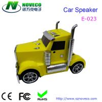 Buy cheap Mini Train Head Car Digital Dual Speaker With TF/USB/FM Radio Compatible With Mp3 Player from wholesalers