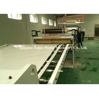 Buy cheap Artificial Marble Decoration Pvc Panel Making Machine 75kw Motor Power Quake Proof from wholesalers