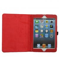 Buy cheap Smart Ipad Mini Protective Covers , Red Ipad Mini Magnetic Covers from wholesalers