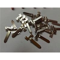 Buy cheap Wire Terminal Pins Sheet Metal Forming , Precision Progressive Die StampingBlanking from wholesalers