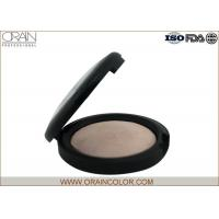 Buy cheap Natural Matte Powder Foundation , Suncreen Baked Powder Foundation For Oily Skin from wholesalers
