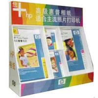 Buy cheap Counter CDU PDQ Advertising Display Stands Brochure Pallet Box 4 Colors Offset Printed from wholesalers