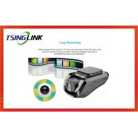 Buy cheap High Definition GPS Tracking Dash Cam With Front And Inward Two Cameras product