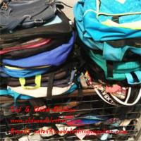 Buy cheap Second Hand Bags Stylish Design Ladies Used Handbags School Bags 80 Kg/Bale from wholesalers
