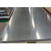 Buy cheap Small Thin 4x8 316L 304L 304 Stainless Steel Sheet , Mirror Polished Stainless Steel Sheet from wholesalers