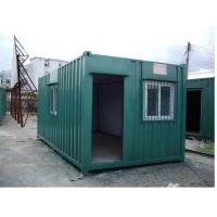 Buy cheap Multi Color Movable Shipping Container Homes Easily Removable High Safety from wholesalers