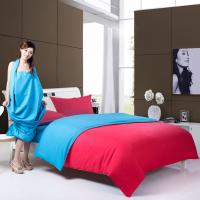Buy cheap COTTON AND CVC BEDSHEET FABRIC STOCK, from wholesalers