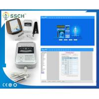 Buy cheap Touch Style Quantum Magnetic Resonance Analyser , Quantum Body Analyzer Machine from wholesalers