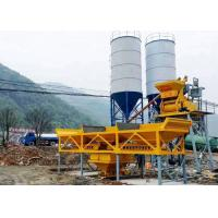 Buy cheap HZS35 Ready Mixed Cement Concrete Batch Plant Simple Structure 1200L Charging Volume product