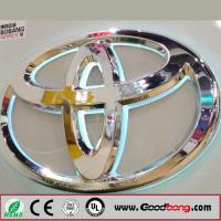 Buy cheap Professional Manufacture 3D Chrome Moulding Car Logo Emblem Names from wholesalers